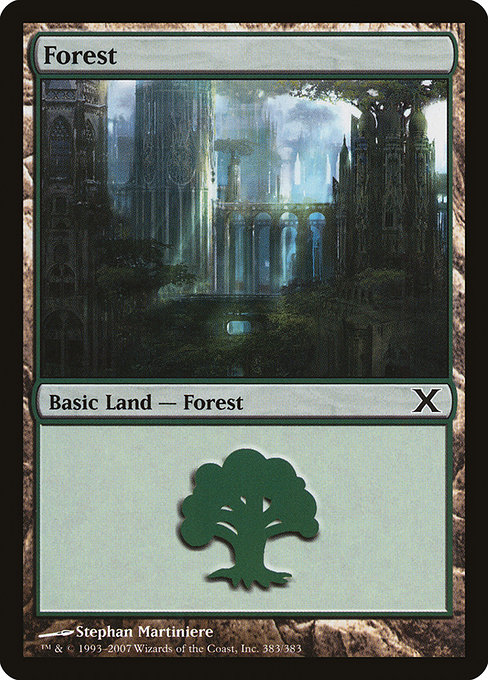 Forest - Tenth Edition