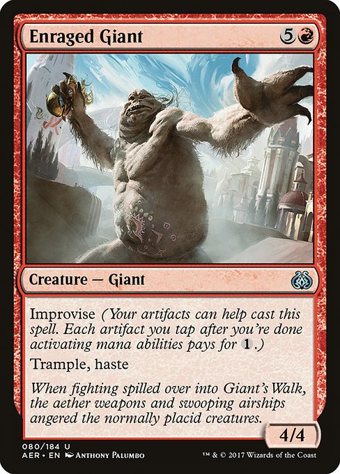 Enraged Giant (AER)