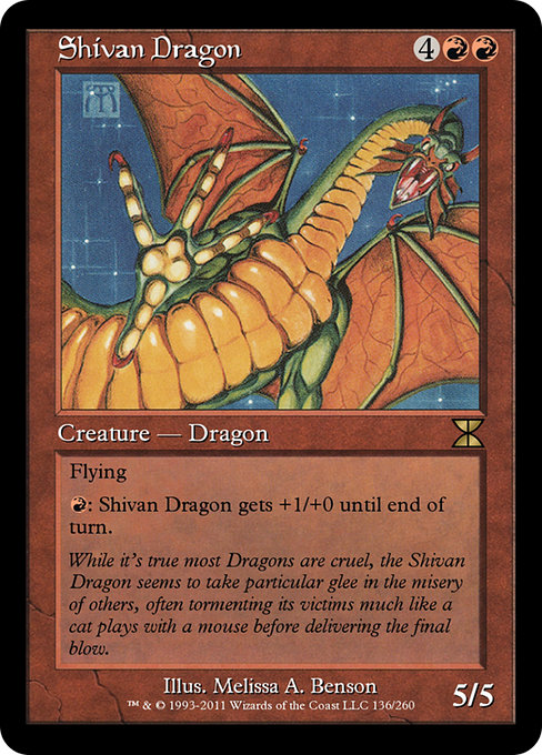 Shivan Dragon (ME4)