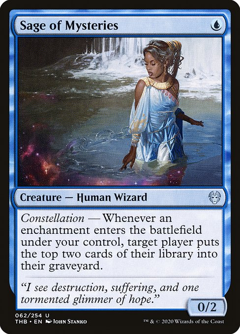 Sage of Mysteries (THB)