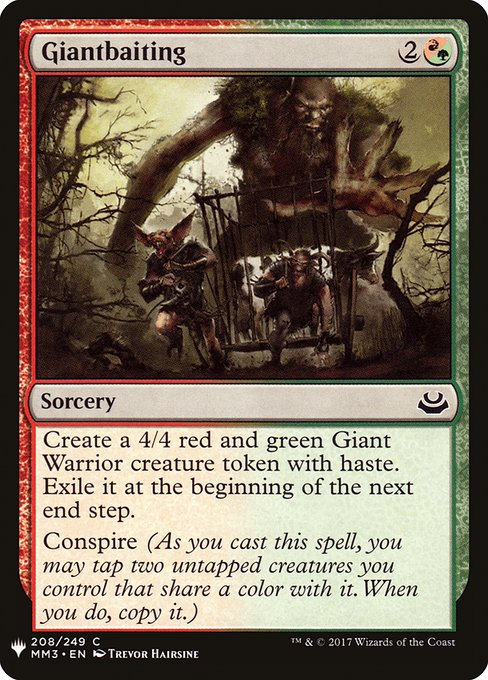 Giantbaiting (MB1)