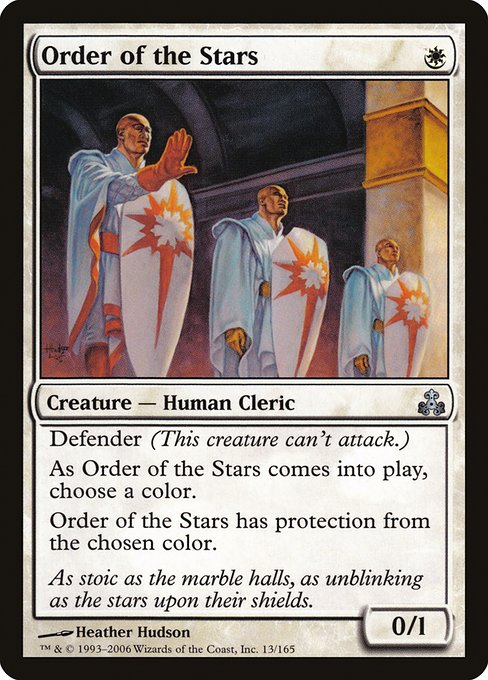 Order of the Stars (GPT)