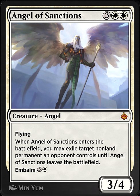 Angel of Sanctions (AKR)