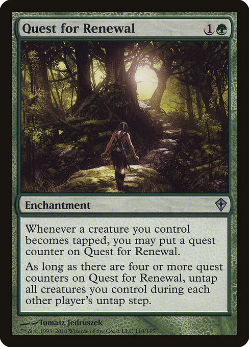 Quest for Renewal (WWK)