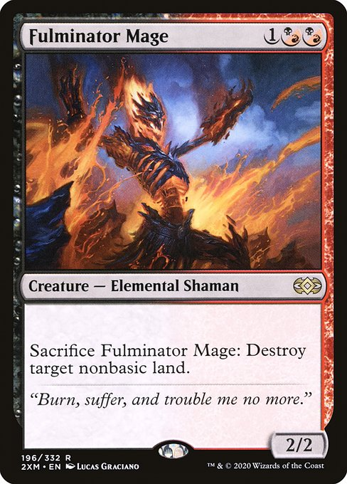 Fulminator Mage (2XM)
