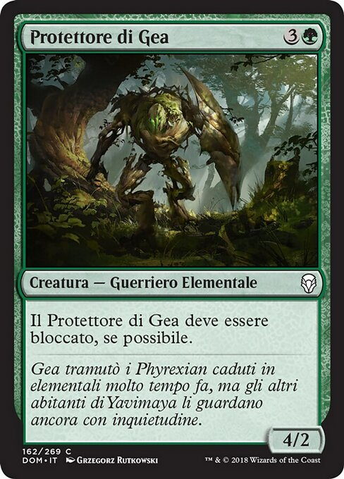 Gaea's Protector (DOM)