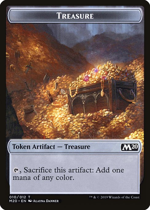 Treasure (TM20)