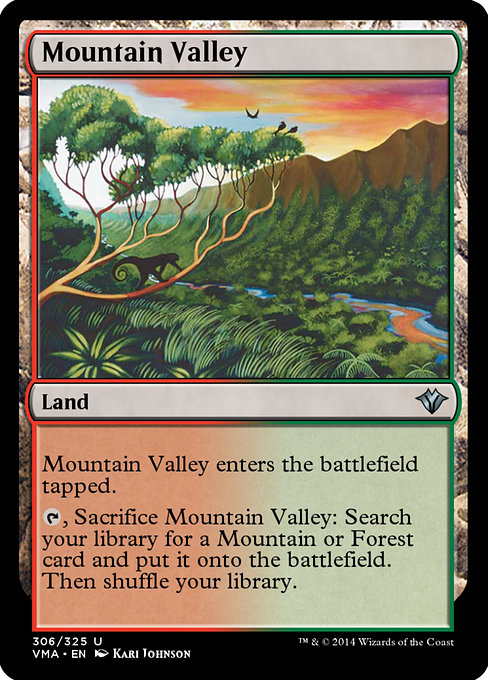 Mountain Valley (VMA)