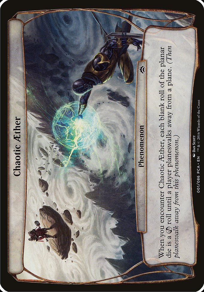 Chaotic Aether (OPCA)