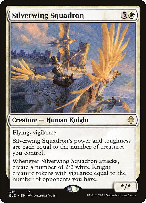 Silverwing Squadron (ELD)