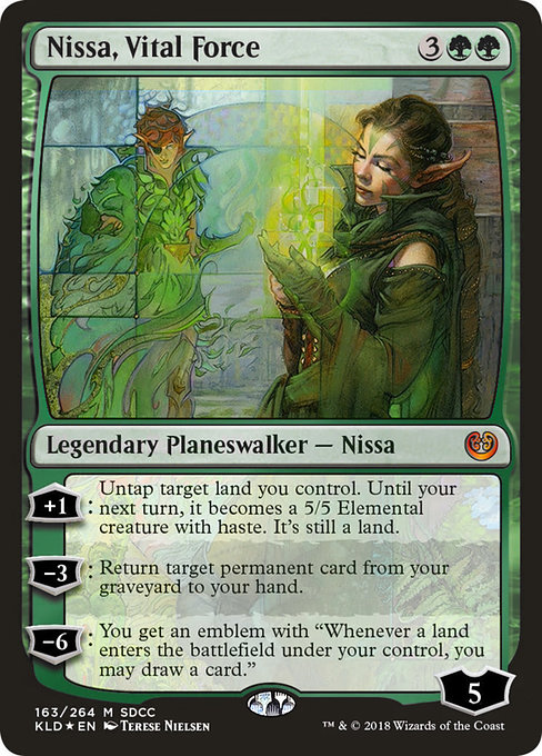 Nissa, Vital Force (PS18)