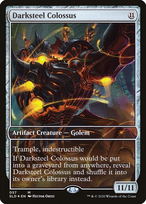 Darksteel Colossus (SLD)