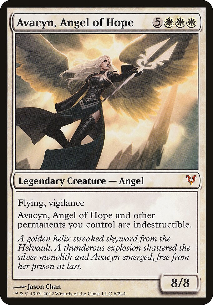Avacyn, Angel of Hope (PHEL)