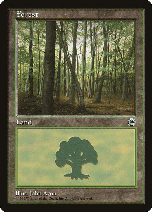 Forest - Portal