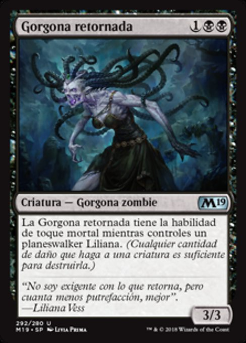 Arisen Gorgon (M19)