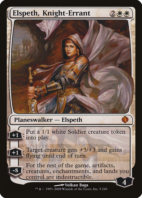 Elspeth, Knight-Errant (ALA)