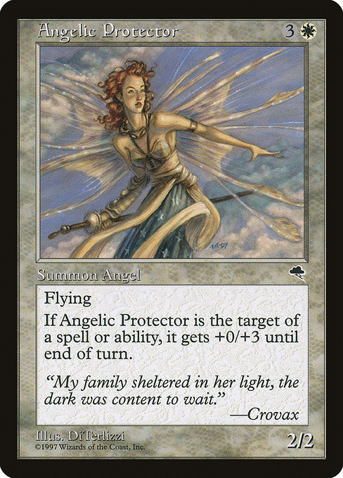 Angelic Protector (TMP)