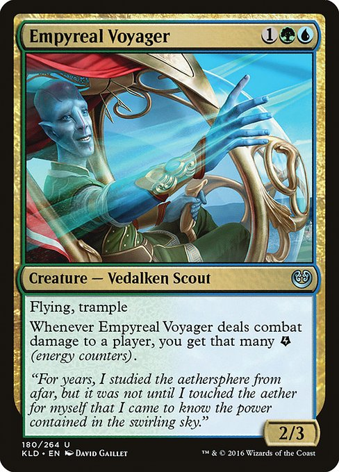 Empyreal Voyager (KLD)
