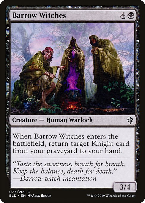 Barrow Witches (ELD)