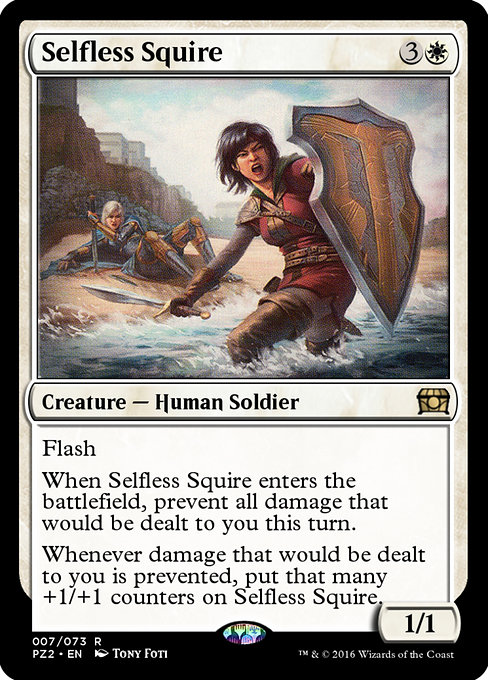 Selfless Squire (PZ2)