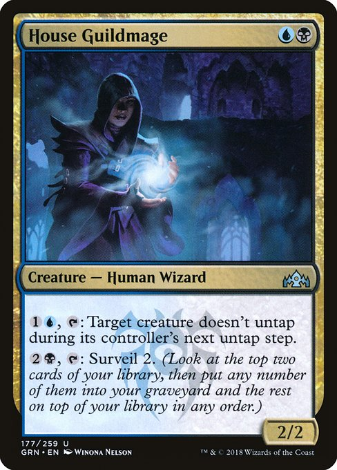 House Guildmage (GRN)