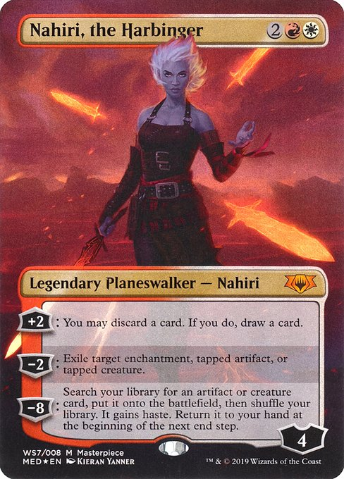 Nahiri, the Harbinger (MED)