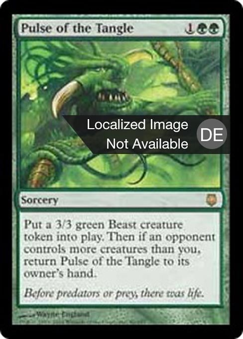 Pulse of the Tangle (DST)