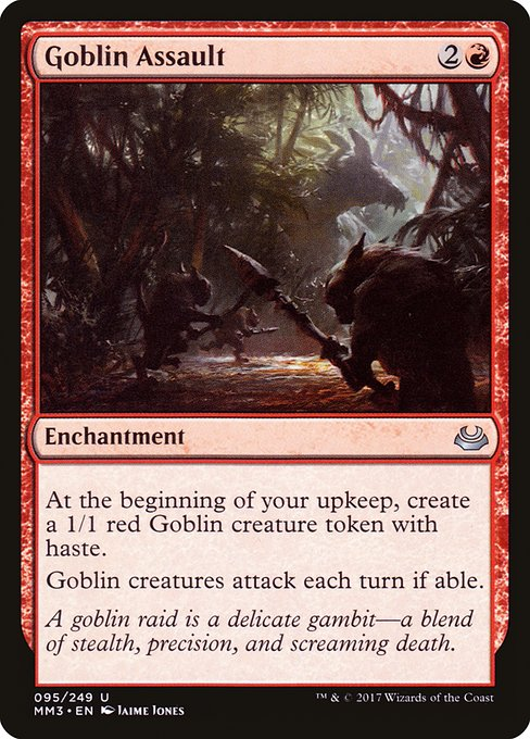 Goblin Assault (MM3)