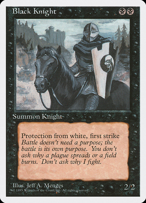 Black Knight (4ED)