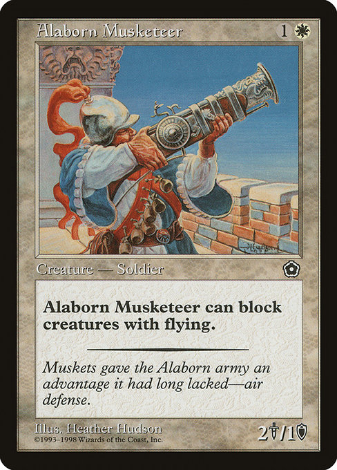 Alaborn Musketeer (P02)