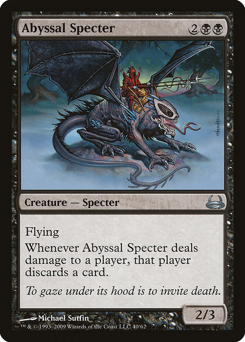 Abyssal Specter (DDC)