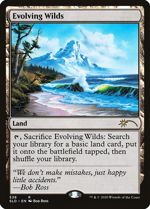 Evolving Wilds (SLD)