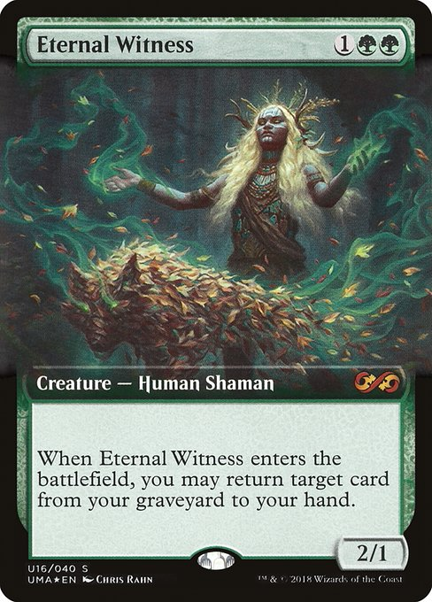 Eternal Witness (PUMA)