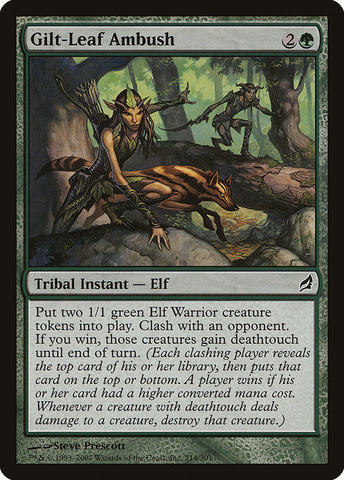 Gilt-Leaf Ambush (LRW)