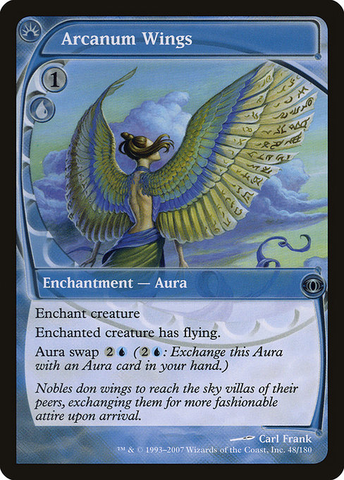 Arcanum Wings (FUT)