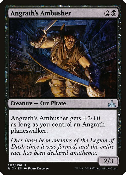 Angrath's Ambusher (RIX)