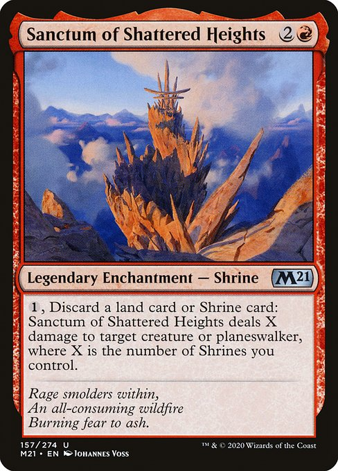 Sanctum of Shattered Heights (M21)