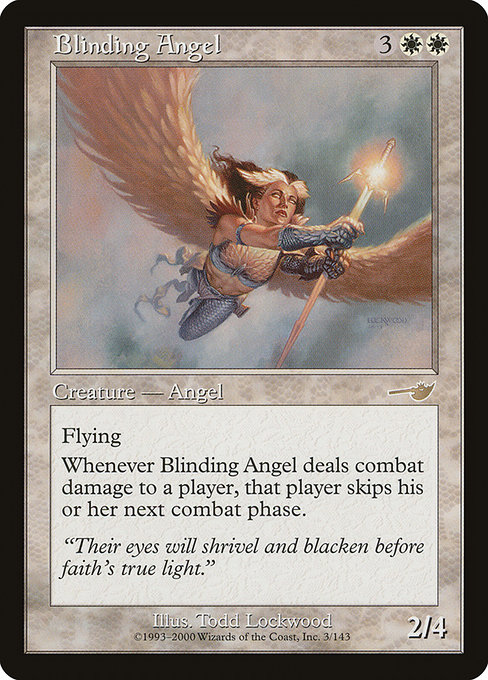 Blinding Angel (NEM)