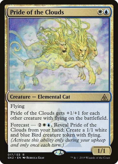 Pride of the Clouds (GK2)