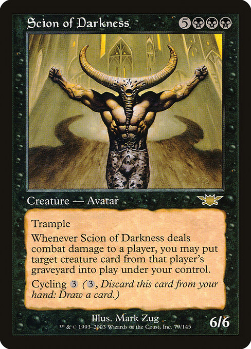 Scion of Darkness (LGN)
