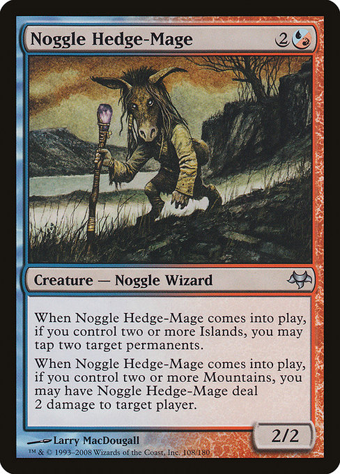 Noggle Hedge-Mage (EVE)
