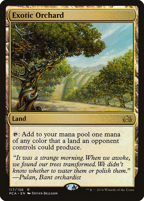 Exotic Orchard (PCA)