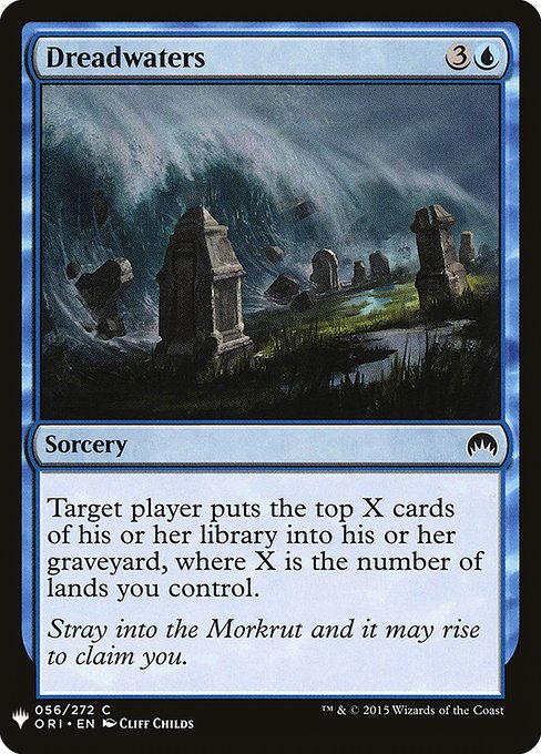 Dreadwaters (MB1)