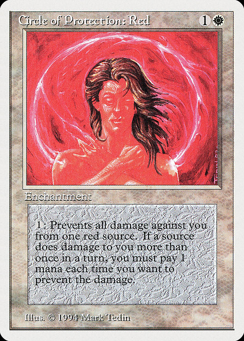 Circle of Protection: Red (SUM)