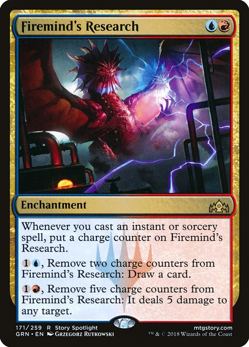 Firemind's Research (GRN)