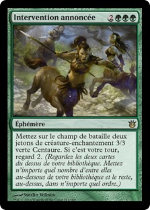 Fated Intervention (BNG)