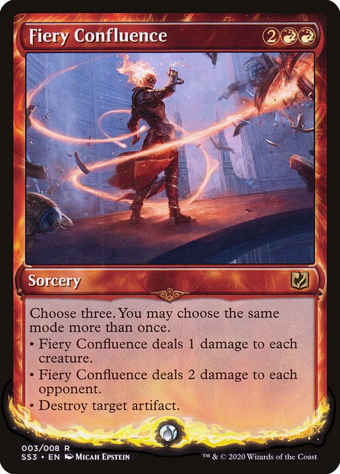 Fiery Confluence (SS3)