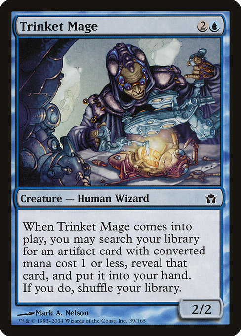 Trinket Mage (5DN)