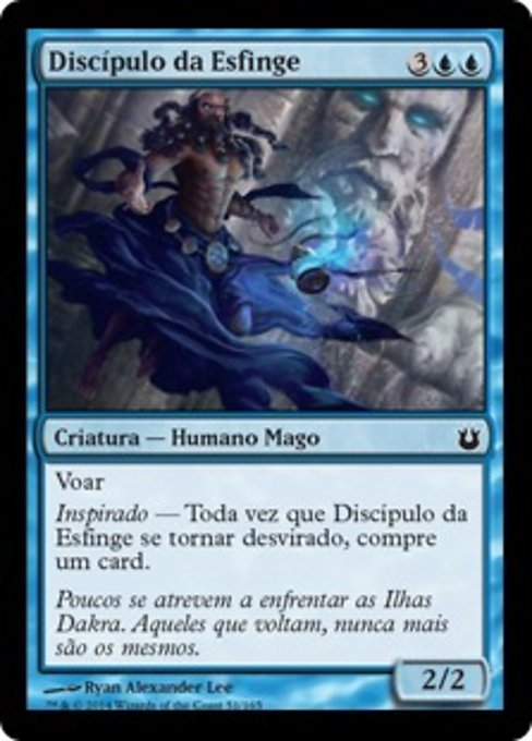 Sphinx's Disciple (BNG)