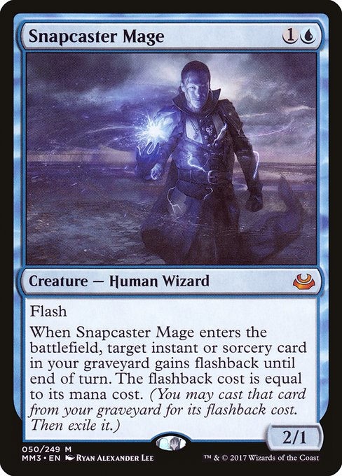 Snapcaster Mage (MM3)